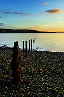Groynes at the Point